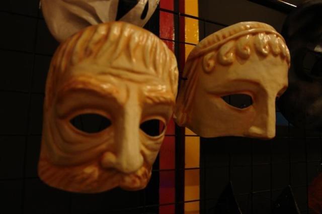 Máscaras II